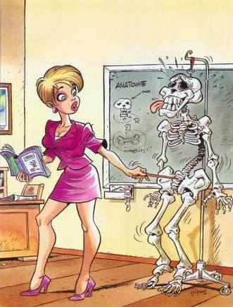 Recado Facebook Anatomia