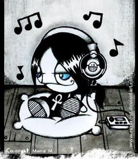 Recado Facebook Música