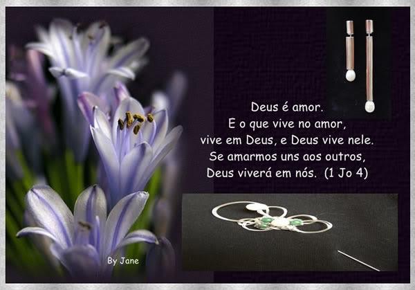 Recado Facebook 1 João 4