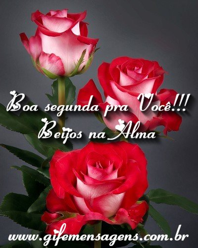 Recado Facebook Boa segunda pra você!