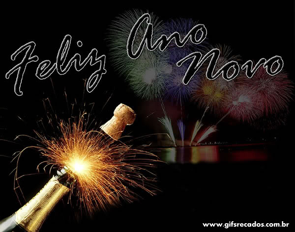 Recado Facebook Feliz ano novo!
