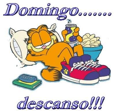 Recado Facebook Domingo… Descanso!!!