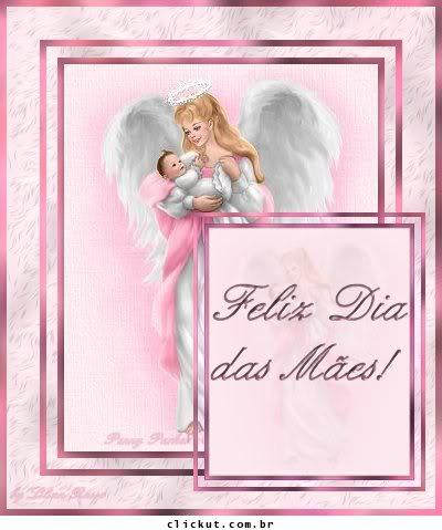Recado Facebook Feliz dia das mães!