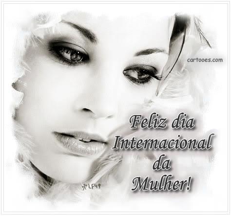 Recado Facebook Feliz dia internacional da mulher