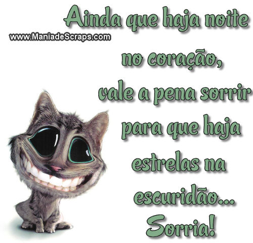Recado Facebook Sorria