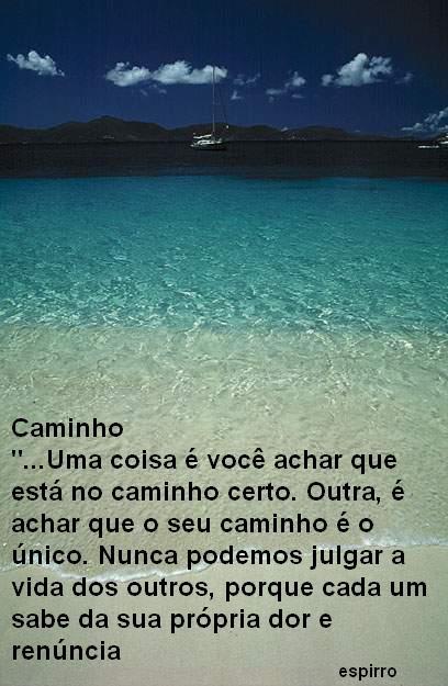 Recado Facebook Caminho