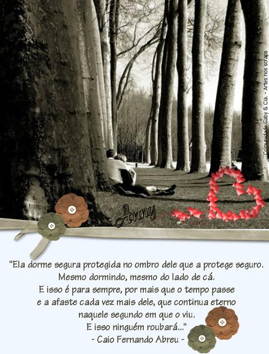 Recado Facebook Frase Caio Fernando Abreu