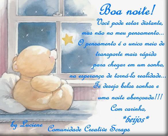Original Frases De Amor De Boa Noite Para Namorado Distante