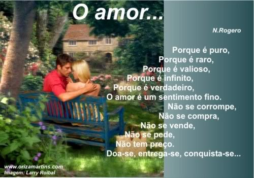 Recado Facebook O Amor…