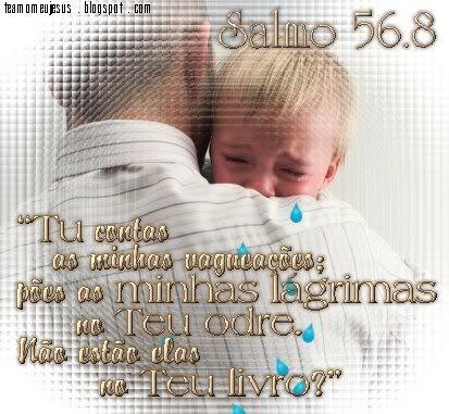Recado Facebook Salmo 56