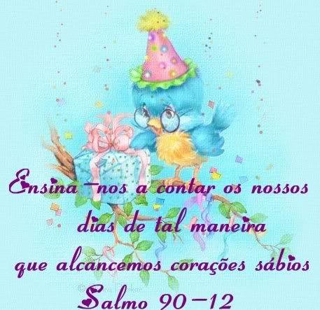 Recado Facebook Salmo 90