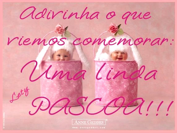 Recado Facebook Uma Linda Páscoa