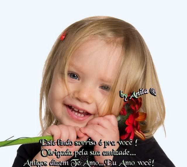 Recado Facebook Um sorriso pra você