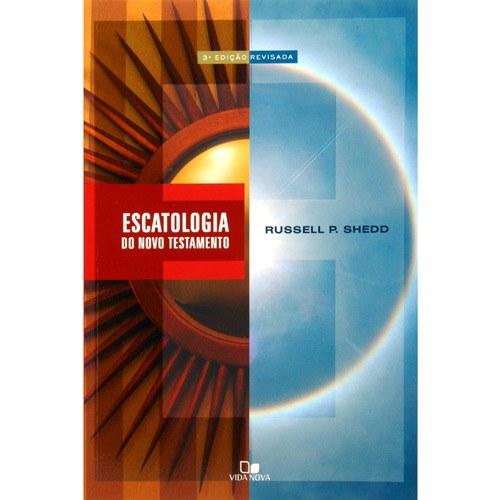 Recado Facebook Estude a Escatologia do Novo Testamento!