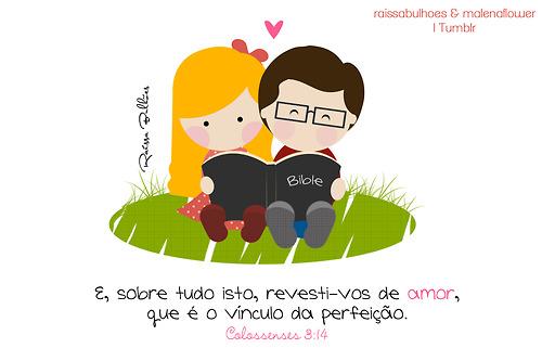 Recado Facebook Se revista de amor!
