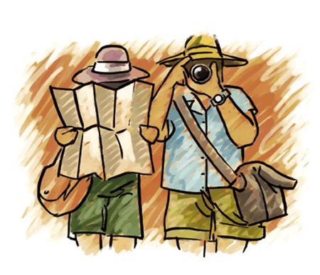 Recado Facebook Quer fazer um Curso de Turismo sem sair sair de casa? Essa é a sua chance!
