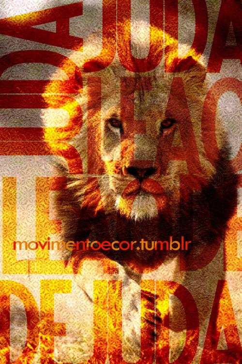 Recado Facebook Jesus é o Leão da Tribo de Judá!