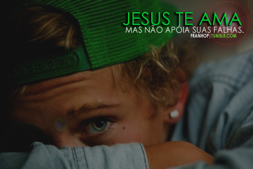 Recado Facebook Jesus te ama