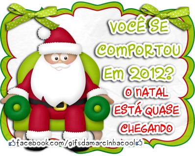 Recado Facebook O Natal está quase chegando