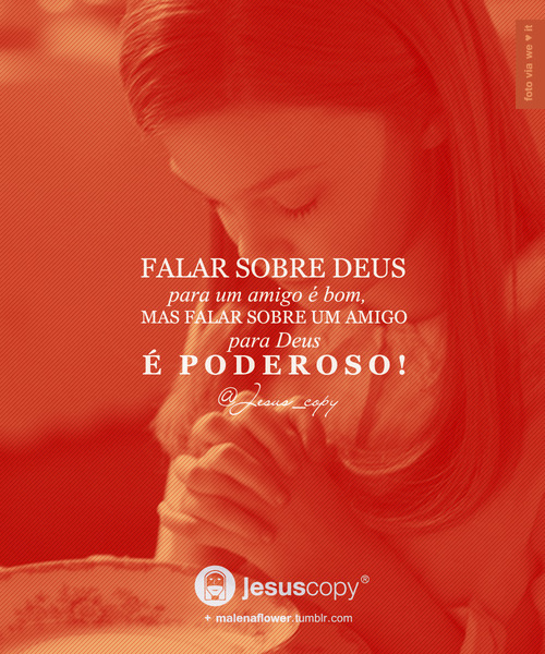 Recado Facebook A sua oração é importante!