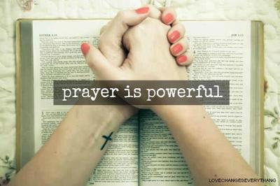 Recado Facebook A Oração