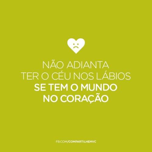 Recado Facebook Não Adianta
