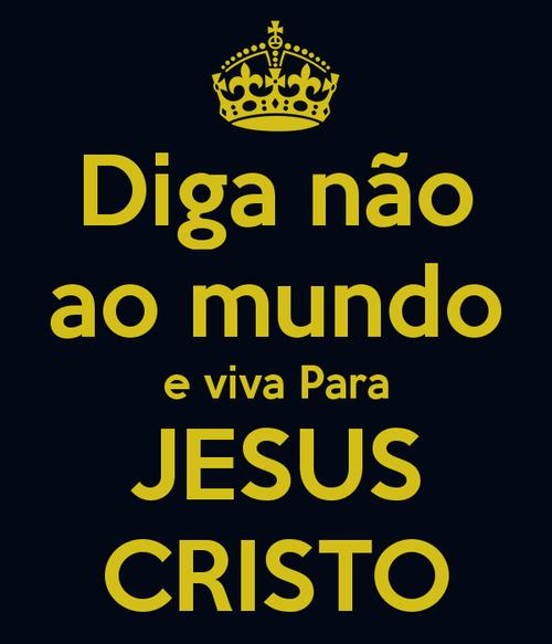 Recado Facebook Viva Para Jesus