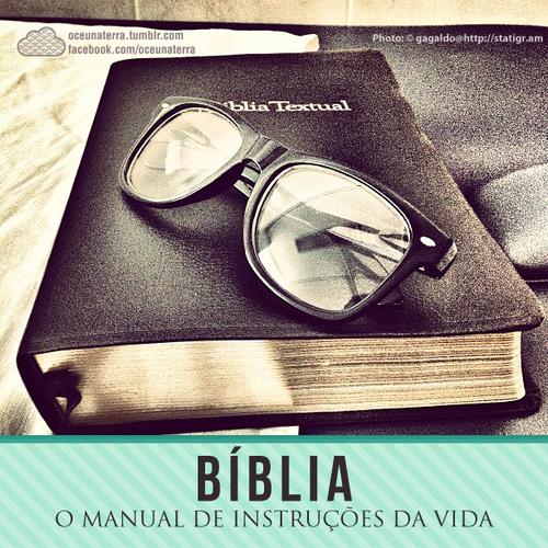 Recado Facebook Você lê a Bíblia?