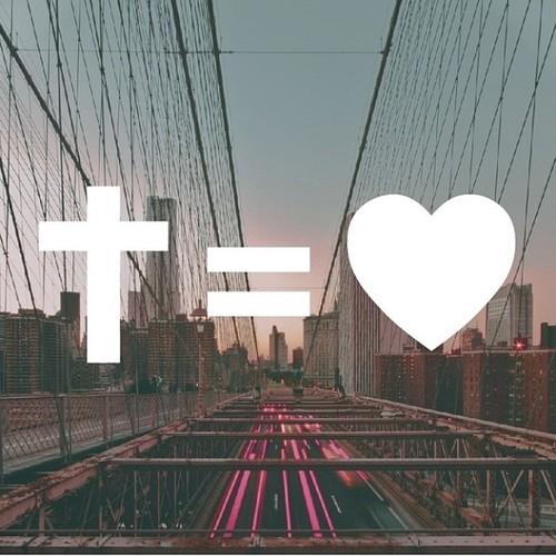Recado Facebook Cruz = Amor
