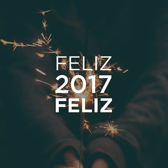 Recado Facebook UM FELIZ 2017 FELIZ#FelizAnoNovo +X