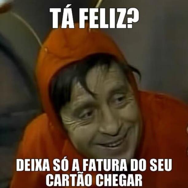 Recado Facebook Ta feliz?
