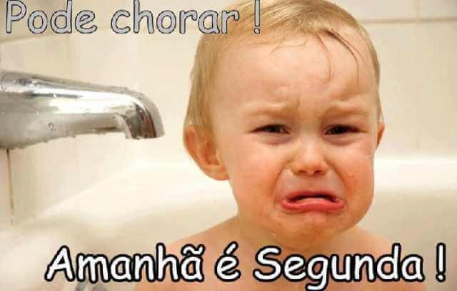 Recado Facebook Pode Chorar!