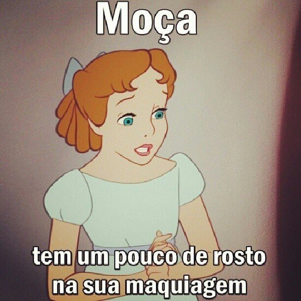 Recado Facebook Moça…