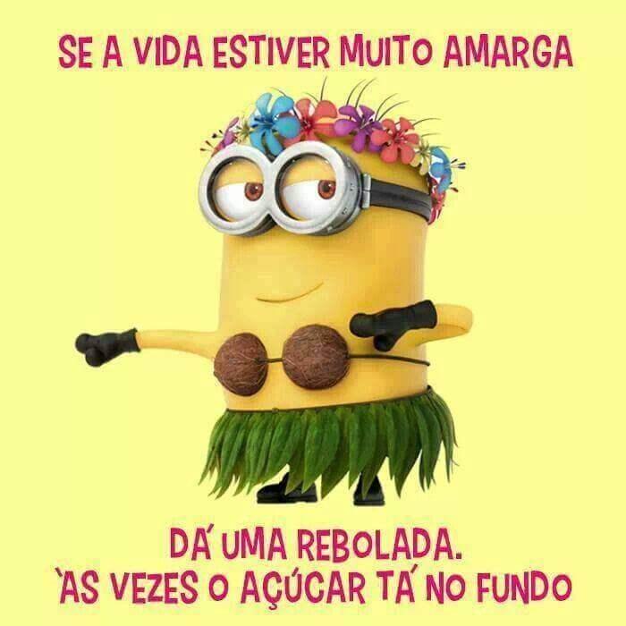 Recado Facebook Rebola pra vida!