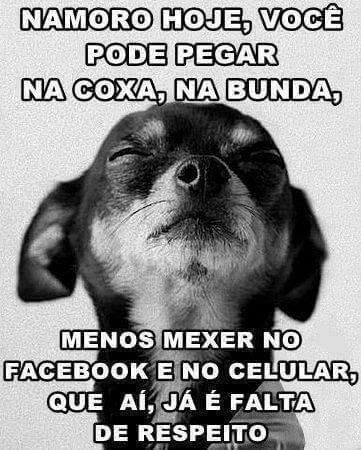 Recado Facebook Namoro de Hoje…
