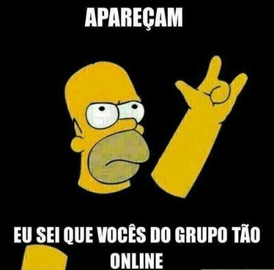 Recado Facebook Apareçam!